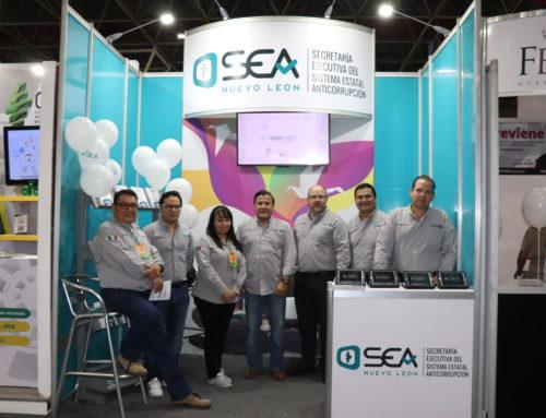 PARTICIPA SEANL EN LA FERIA INTERNACIONAL DEL LIBRO MONTERREY 2019