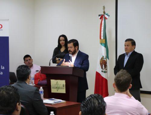 CAPACITAN A FUNCIONARIOS EN MATERIA DE RESPONSABILIDADES ADMINISTRATIVAS.